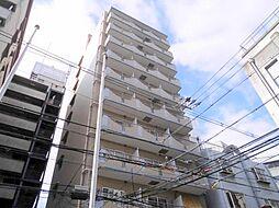 ロータリー天神橋[7階]の外観