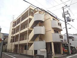 大阪府守口市文園町の賃貸アパートの外観
