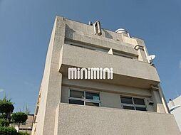 アカシヤビル[3階]の外観