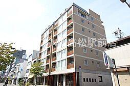 香川県高松市常磐町2丁目の賃貸マンションの外観
