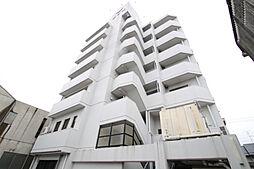 愛知県名古屋市天白区池場3丁目の賃貸マンションの外観