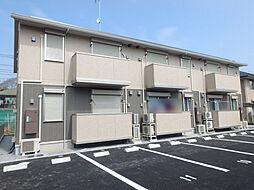 千葉県船橋市芝山3丁目の賃貸アパートの外観