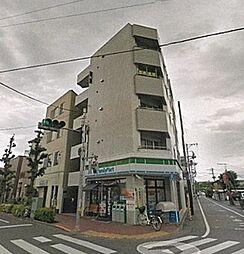 東京都青梅市東青梅1丁目の賃貸マンションの外観