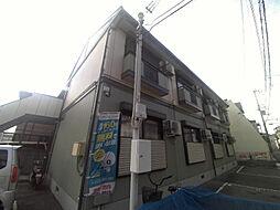 グリーンフィールド[101b号室]の外観