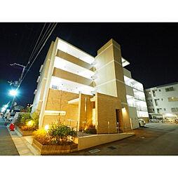 兵庫県尼崎市七松町1丁目の賃貸マンションの外観