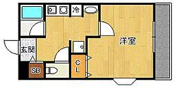 ステラハウス19(高松町18-4)[212号室]の間取り