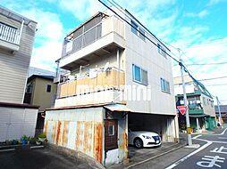 増山マンション[3階]の外観