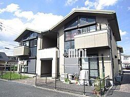 ガーデンハウス清和B棟[1階]の外観