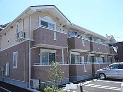千葉県柏市青葉台2丁目の賃貸アパートの外観