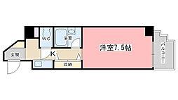 San you[201号室]の間取り