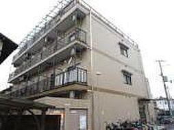 オクト白鷺[2階]の外観