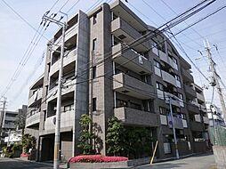 兵庫県尼崎市南武庫之荘5丁目の賃貸マンションの外観