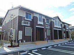 サン秋貞[1階]の外観