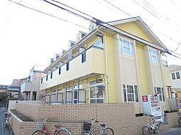 新松戸ライトフラッツ[202号室]の外観