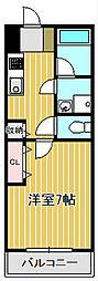 ソフィアパル[2階]の間取り