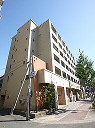 京都府京都市上京区北舟橋町の賃貸マンションの外観