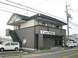 サクセス貝田[2階]の外観