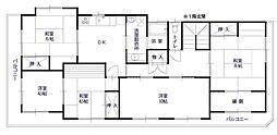 [一戸建] 宮崎県宮崎市船塚2丁目 の賃貸【/】の間取り