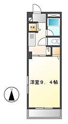 神谷ビル[3階]の間取り