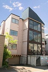 コテージ円山[2階]の外観