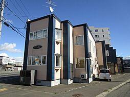 [タウンハウス] 北海道札幌市北区篠路七条6丁目 の賃貸【/】の外観