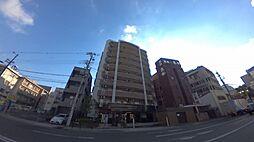 セレッソコート上本町EAST[9階]の外観