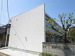 千葉県千葉市中央区新千葉2丁目の賃貸アパートの外観