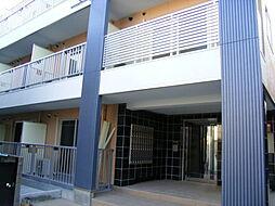 ヴィラナリー鶴見[2階]の外観