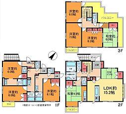 五反野駅 7,490万円