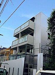 東京都渋谷区神宮前6丁目の賃貸マンションの外観