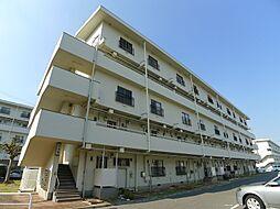 松が丘住宅[3階]の外観