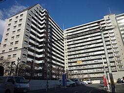 ファミールハイツ北大阪1号棟[4階]の外観