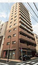 東京都千代田区岩本町の賃貸マンションの外観