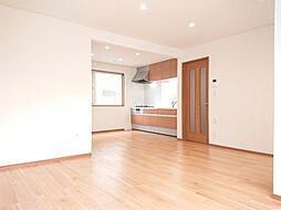 札幌市西区発寒二条4丁目 戸建て 4LDKの居間