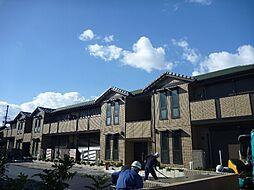 大阪府堺市北区百舌鳥梅北町5丁の賃貸アパートの外観