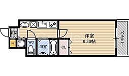 CHEZ・MOI・HIROSE[10階]の間取り