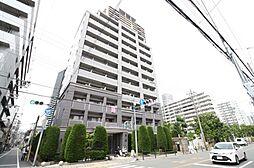大阪府大阪市福島区鷺洲3丁目の賃貸マンションの外観