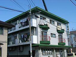 シンワコーポ[2階]の外観