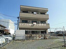 岡山県倉敷市西阿知町丁目なしの賃貸マンションの外観