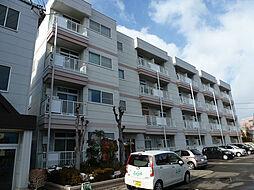 長野県長野市大字稲葉の賃貸マンションの外観