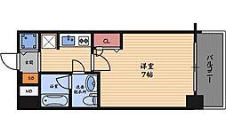 ラナップスクエア福島[3階]の間取り