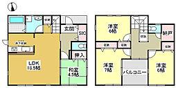 兵庫県三田市上井沢