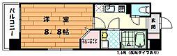 エンゼルガーデン[1階]の間取り