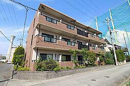 大阪府泉佐野市新安松3丁目の賃貸マンションの外観