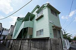 グリーンハイツ中野島B棟[101号室]の外観