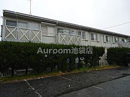 クレスト篠籠田I[1階]の外観