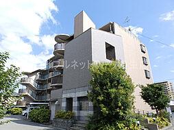 兵庫県姫路市網干区和久の賃貸マンションの外観