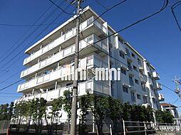 コーポKAMADA[1階]の外観