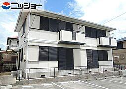 [タウンハウス] 三重県鈴鹿市算所4丁目 の賃貸【/】の外観