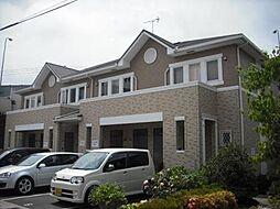兵庫県姫路市玉手の賃貸アパートの外観